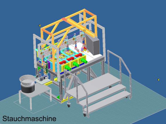 Hier sehen Sie Bilder aus dem Bereich: Sondermaschinen