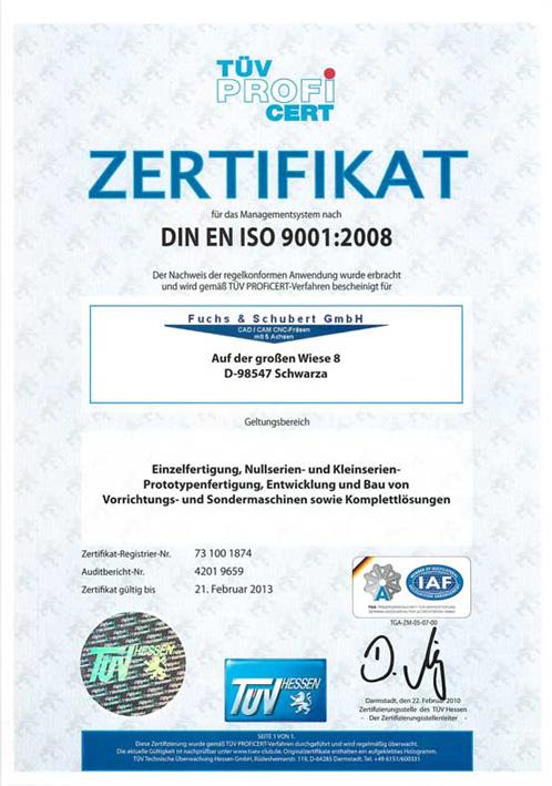 Hier sehen Sie Bilder aus dem Bereich: Zertifikate